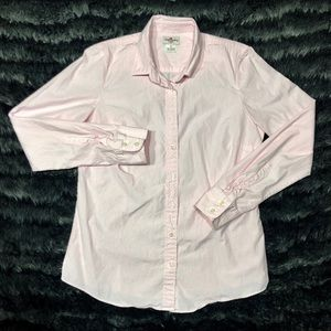 •J.Crew• women's long sleeve button-down shirt